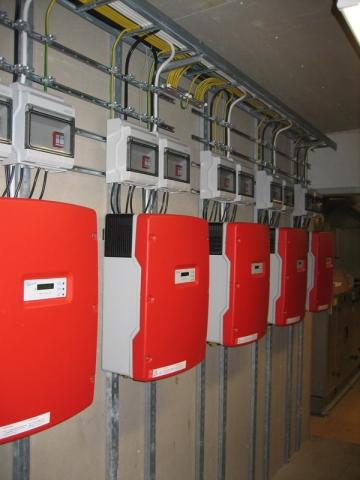 Kiilto Oy - Aurinkopaneelit