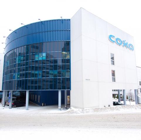 Coxan tekonivelsairaala on yksi merkittävimmistä KVR-kohteistamme